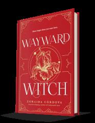 wayward witch by Zoraida Córdova