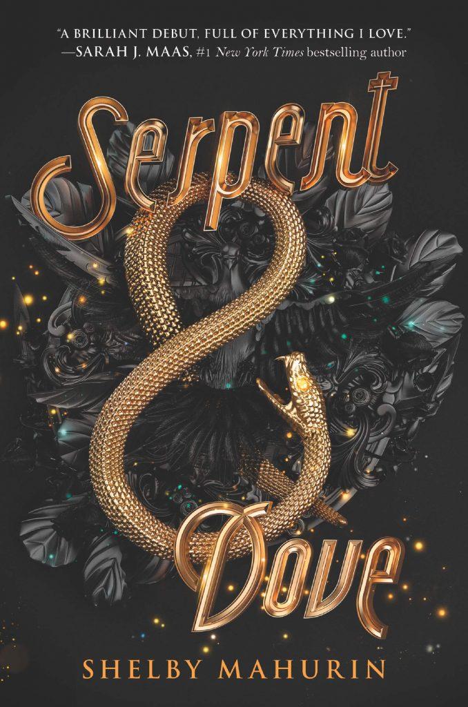 Serpent & Dove giveaway