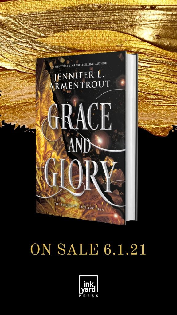 grace and glory cover