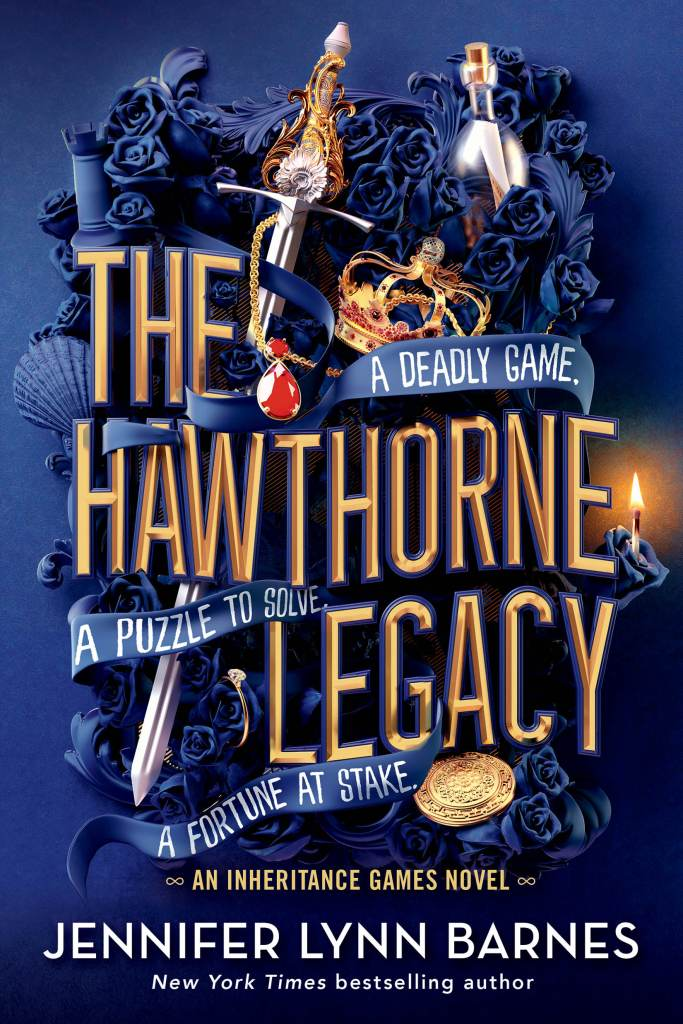The Hawthorne Legacy cover