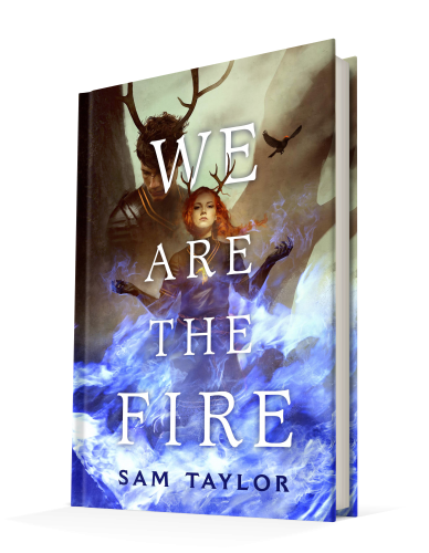 we are the fire book of the month