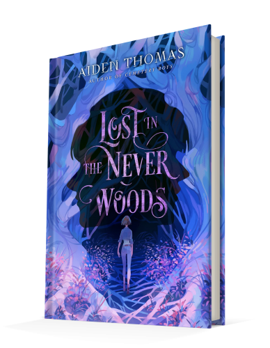 book of the month lost never woods