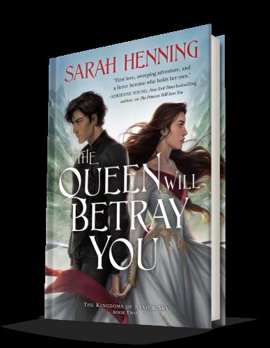 book month queen betray