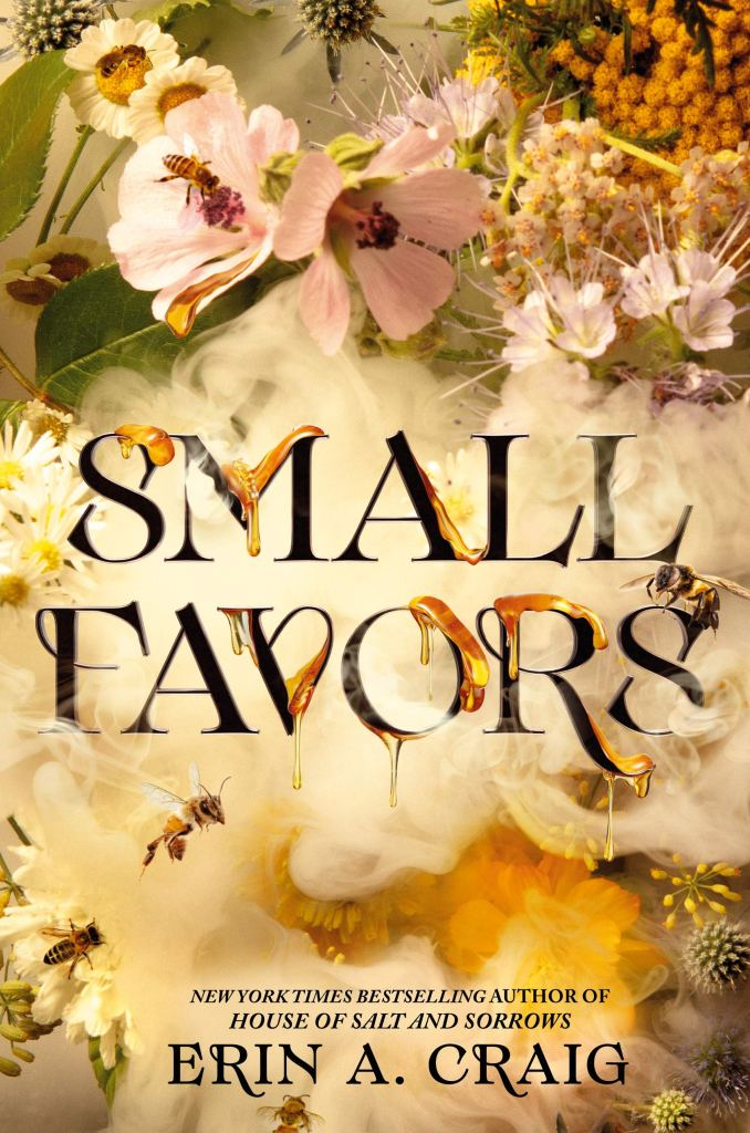 small favors giveaway